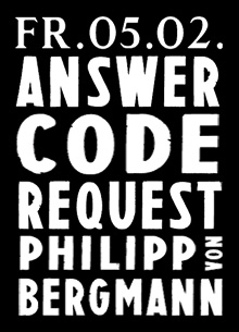 ANSWER CODE REQUEST