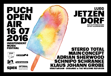 PUCH OPEN AIR 2016