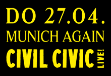 CIVIL CIVIC live!