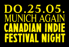 Canadian Indie Festival Night!